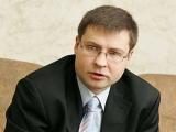 15.06.2012. Latvija: premjers Valdis Dombrovskis (V) dosies vizītē uz Vatikānu