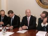 29.06.2012. Latvija: intervija ar bijušo tieslietu ministru Gaidi Bērziņu (NA) – par ebreju restitūciju jautājumu
