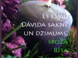 29.11.2010. Latvija-Rīga: Pirmā Adventa svētdienā sākas jaunais Baznīcas gads