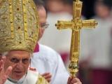 09.04.2012. Ārvalstīs: Pāvests Benedikts XVI Lieldienu vēstījumā nosoda kristiešu diskrimināciju un vajāšanu visā pasaulē