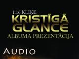 """""""1:16 Kliķe"""" izlaidusi CD """"Kristīgā Glance"""" un aicina uz albūma prezentāciju"""