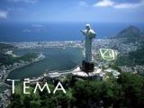 Riodežaneiro Jēzus statuja- Brazīlijas Nacionālās Kulturālas Mantojums