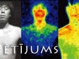 Cilvēka ķermenis izstaro redzamu gaismu