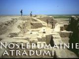 Atklāta kapsēta krusta formā