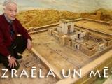 Pensionārs veltījis 30 gadus Jeruzalemes dievnama kopijas būvniecībai
