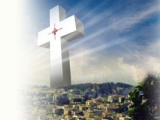 26.04.2012. Ārvalstīs/ASV: Pensionāram traucētais Mohaves krusts atgriezīsies Saullēkta kalnā