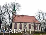 Limbažu baznīcai atjaunota Rīgas rātes 1680. gada kartuša