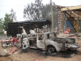 27.02.2012. Ārvalstīs: Nigērijā musulmaņi/pašnāvnieki uzspridzina baznīcu nogalinot trīs cilvēkus un desmitiem ievainojot