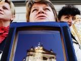 01.03.2012. Latvija/Rīga: Saeima kārtējo reizi noraida brīvdienu pareizticīgo Ziemassvētkos