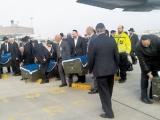 23.03.2012. Ārvalstīs/Francija/Izraēla: Tulūzas uzbrukuma upurus apglabā Izraēlā