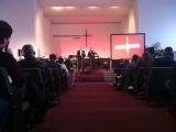 25.04.2012. Latvija/Baltijas jauniešu festivālu gaidot: jaunu draudžu dibināšanas konference iedvesmo misijai draudzes Baltijā