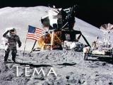 Uz Mēness atstātā Bībele