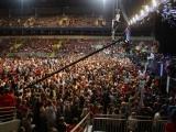 14.06.2012. Baltijas Jauniešu Festivāla laikā savu dzīvi Kristum atdeva 1470 cilvēku