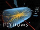 """Higsa bozons- """"Dievišķā daļiņa"""" atklāta"""