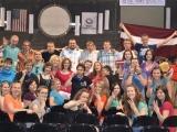 """09.07.2012. Ceļvedis labklājībā: Latvijas koris """"Sōla"""" Pasaules koru olimpiādē ASV iegūst trīs zelta medaļas"""