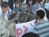 07.08.2012. Izraēlas ziņas: Kristieši protestē Jeruzālemes geju parādes laikā