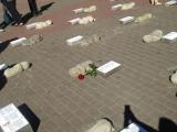 """17.09.2012. Latvija: Instalācijas """"Par dzīvību"""" zādzība"""