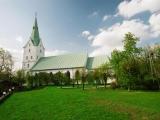25.10.2012. Latvija: Advokāts Grūtups ziedo Dobeles Evaņģēliski luteriskās draudzes baznīcas atjaunošanai