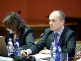 """17.10.2012. Latvija: Saeimā notikusi konference """"Tiesību uz dzīvību tvērums mūsdienu sabiedrībā"""", jeb par tiesībām uz dzīvību no ieņemšanas brīža"""
