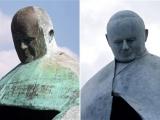 21.11.2012. Ārvalstīs/Roma: Notikusi Jāņa Pāvila II uzlabotās statujas atklāšana