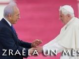 Vadošie ebreji uzteic pāvestu Benediktu XVI par attiecību uzlabošanu ar Izraēlu un ebreju tautu