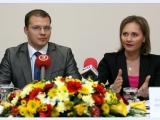 25.04.2013. Uzņēmēji atzinīgi novērtē Rīgas domes priekšsēdētājas amata kandidātes Baibas Brokas ekonomisko programmu