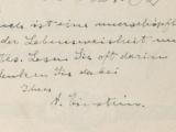 03.07.2013. Ārvalstīs: Einšteina parakstītu Bībeli pārdod par $68 500