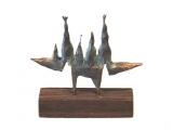 """22. 11.2013. Māris Gailis saņem titulu """"Gada rīdzinieks 2013"""" par ieguldījumu Žaņa Lipkes muzeja izveidē"""