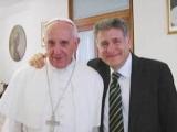 """04.12.2013. Romas pāvests iekļauts """"50 gada ebreju"""" sarakstā"""