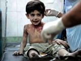 10.01.2014. Nāvīgi ievainots 3 gadus vecs zēns: Par visiem Jums pasūdzēšos Dievam, visu Viņam pateikšu