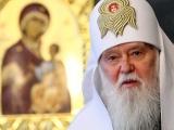 21.04. 2014. Ukrainas patriarhs: Dievs nav netaisnības pusē, tāpēc Krievijas uzbrukums lemts neveiksmei