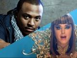 """07.07.2014. Kristīgā hip-hop grupa """"Flame"""" iesūdz tiesā Ketiju Peri par dziesmas zagšanu"""