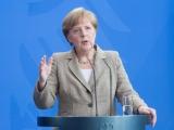 Merkele sola pasargāt Vācijas ebrejus no palestīniešu aizstāvju uzbrukumiem