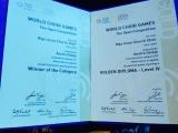 Pasaules koru olimpiāde: Arī Latvijas kristīgie kori saņem zelta medaļas