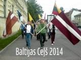 """Baltijas ceļš 25!: Gājiens """"Kopā esot – brīvi esam!"""""""