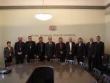 Tieslietu ministrs Dzintars Rasnačs uzsver Baznīcas lomu reliģiskās neiecietības mazināšanā sabiedrībā