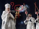 Dieva zīme: Krievijas pareizticīgo svinamajos Kristus augšāmcelšanās svētkos nodziest sveces