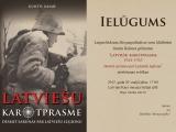 """Mācītājs Guntis Kalme ielūdz uz grāmatas """"Latviešu karotprasme 1944-1945 desmit sarunas ar Latviešu leģionu"""" atvēršanas svētkiem"""