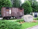 Vāc ziedojumus holokausta memoriāla izveidei