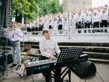 Patriotiskās noskaņās Cēsīs noslēgušies astotie baptistu Dziesmu svētki