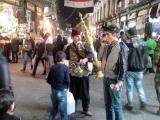 Sīrija/Damaska: Sīrijas kristieši jūtas droši