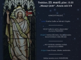 """Norisināsies Lieldienu koncerts """"Pie Jesu"""" &  vīru kora FRA-CHO-RI 30 gadu jubilejas pirmais koncerts"""