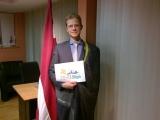Rīgas Domes deputāts Jurģis Klotiņš uzņems 3 jauniešus TaizeRiga2016 dalībniekus