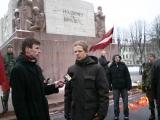Latvijas valsts dzimšanas dienā deputāts Jurģis Klotiņš: Ceļā uz Latvijas simtgadi