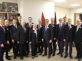 """Nacionālās apvienības Saeimas frakcijas deputāti PAR Eiropas pilsoņu iniciatīvu """"Mamma, Tētis un Bērni"""""""
