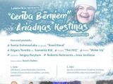 """Norisināsies Labdarības koncerts """"Cerība Bērniem"""" un mākslinieces Ariadnas Kostinas albuma """"Gods Dievam Augstībā"""" prezentācija"""