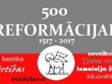 """Reformācijai 500: """"Brāļu draudze"""" aicina apmeklēt lekcijas"""