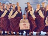 Nacionālā identitāte: Repera Reika patriotiskā dziesma: #ParLatviju