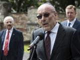 Saeimas priekšsēdētāja: holokausta noziegumiem nav noilguma