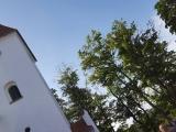 Baznīcai 450: Luterāņu baznīcas tornis ieguvis modernāko pulksteni Latvijā